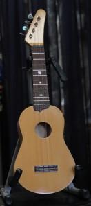 Handcrafted Bluebird Ukulele--Blonde Wood
