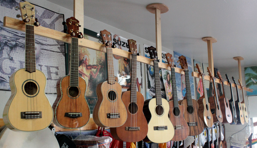 Fantastic Collection of Ukulele